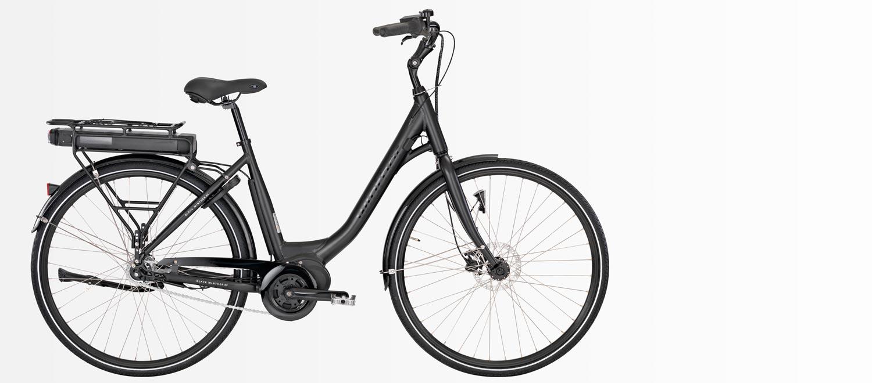 kranken på en cykel