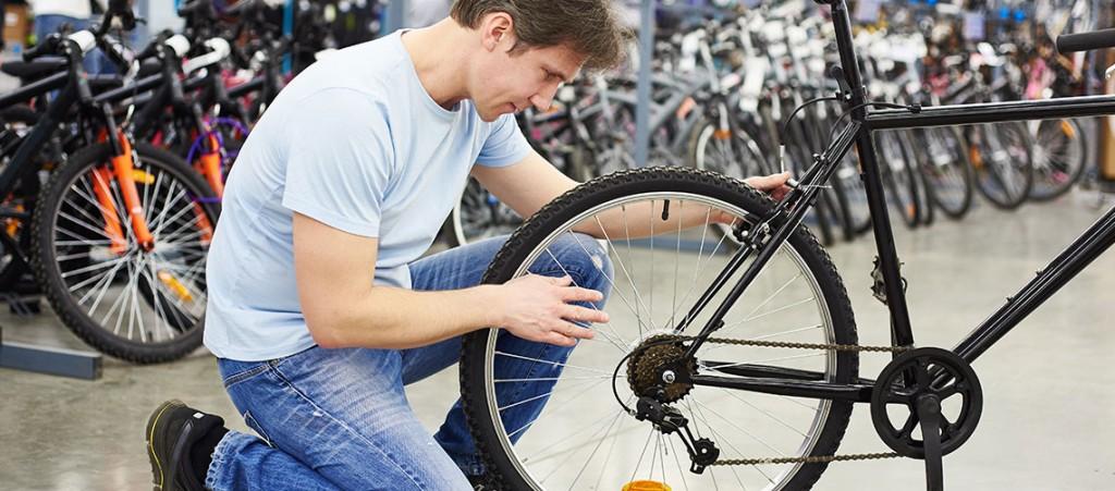 cykelhndler